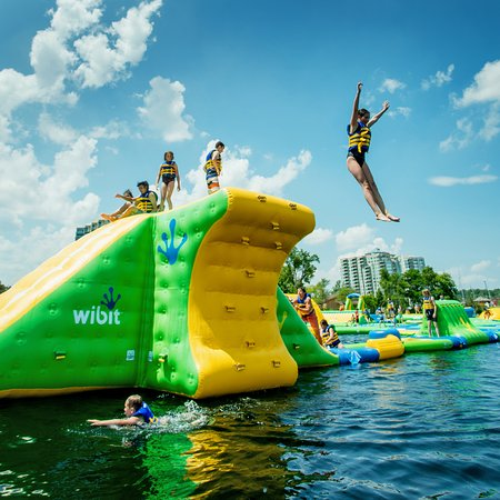 Splashon Wibit Water Park