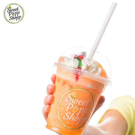Sweet Popp Shopp Flavored Soda Pop.  Choose from our menu or create your own.