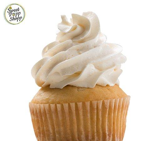 Sweet Popp Shopp Vanilla Bean Cupcake
