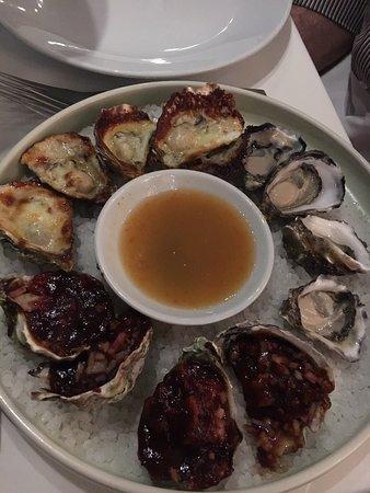 Seafood highlight