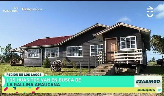Visita de programa Sabingo de Chilevisión