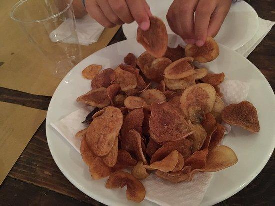 La Sapore: chips