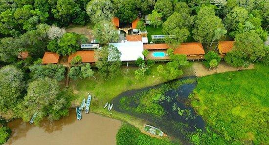 The Pantanal Jungle Lodge