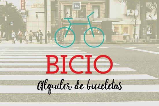BICIO Alquiler de Bicicletas