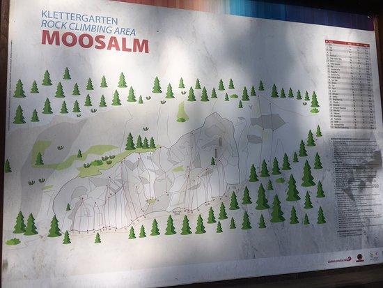 Klettersteig Solden Moosalm