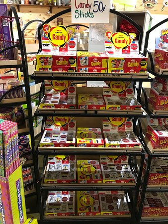 Candy cigarettes from your childhood