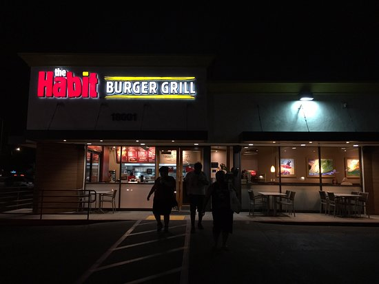 "Habit Burger Grill: ""The Habit"" Burger Grill - Huntington Beach, CA"