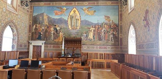 Parlamento de San Marino.