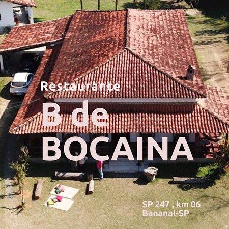 B de Bocaina