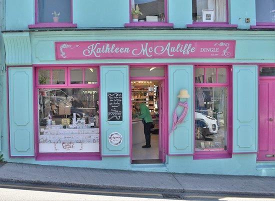 Kathleen McAuliffe: Great Shop - Friendly Staff