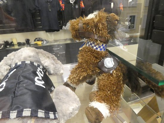 police horse from police gift shop