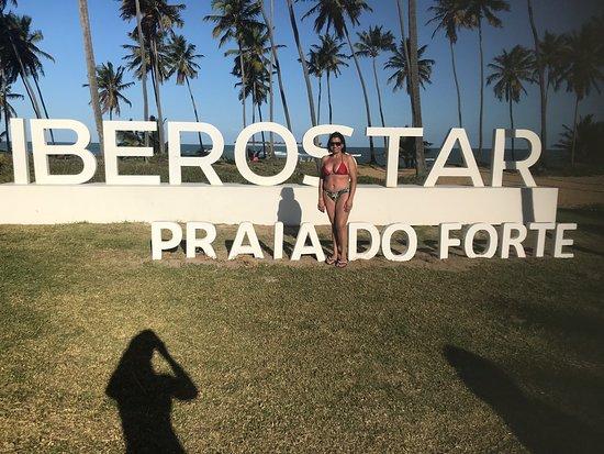 Essas fotos é minha grande lembrança desse Risort maravilhoso em ,Salvador Bahia ,Hiberistar praia do forte Bahia
