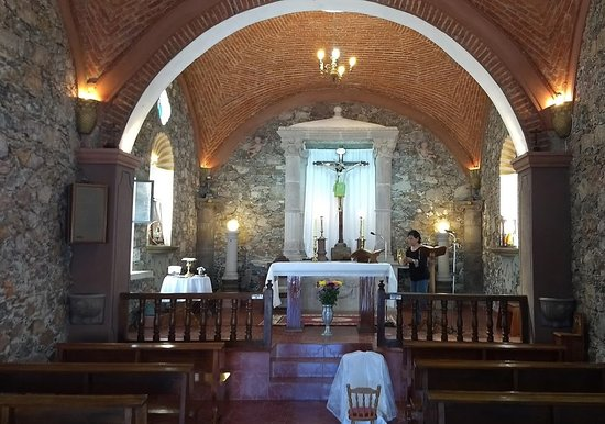 Chapel of 3 Aves