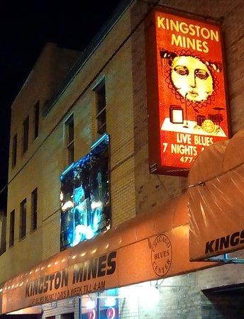 Kingston Mines outside # 1