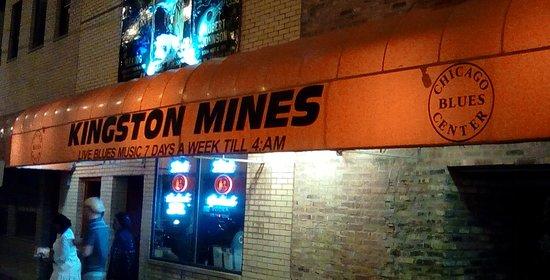Kingston Mines outside # 2
