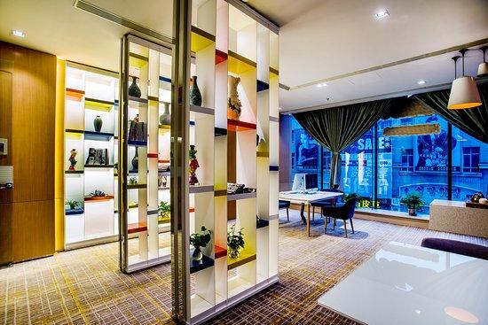 Holiday Inn Express City Centre Dalian: Lobby