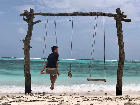Bikini Beach, Kashidhoo, Maldives