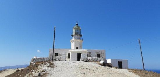 Faros Armenistis ภาพถ่าย