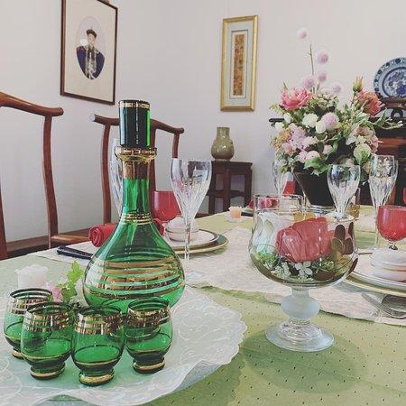 日本テーブルデザイナー協会のご協力のもと季節ごとのテーブルコーディネートをお楽しみいただけます。