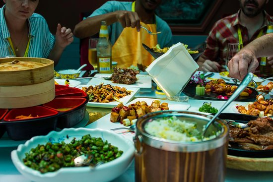 8-Day Small-Group China Tour to Beijing, Xi'an and Shanghai, No Shopping: Food is always amazing