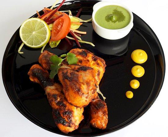 Curry House Taste of India: Tangadi Kebab