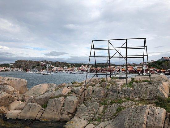 Lite från Bovallstrand