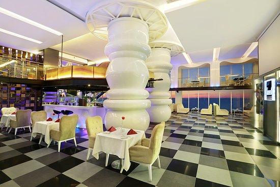Aston Kupang Hotel & Convention Center: Leet Sky Dining & Lounge
