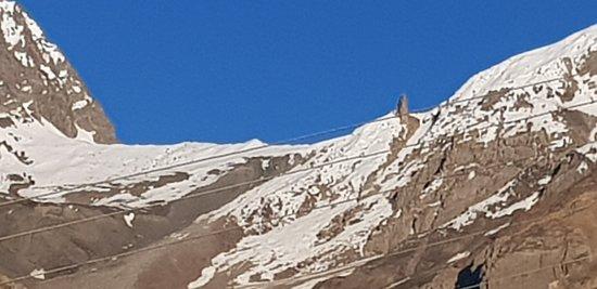 Garam Chashma Valley Mountains