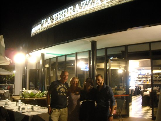 The Team Picture Of La Terrazza Brescia Tripadvisor