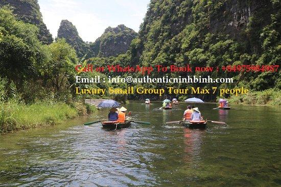 Authentic Ninh Binh
