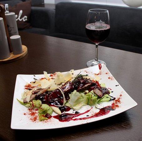 Cielo Lounge & Restaurant: Cielo Lounge I MENU