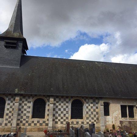 L'église du favril