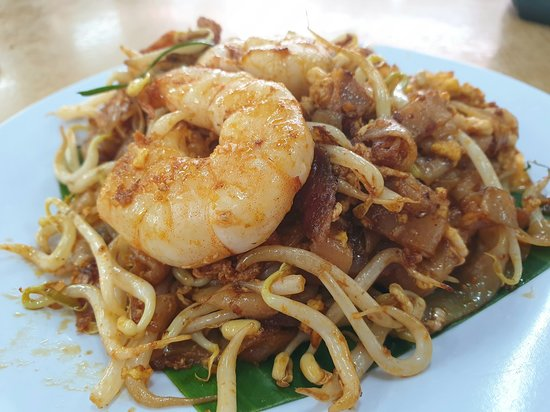 Fried Kway Teow RM6