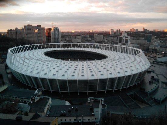 Премьер Отель Русь: НСК Олимпийский