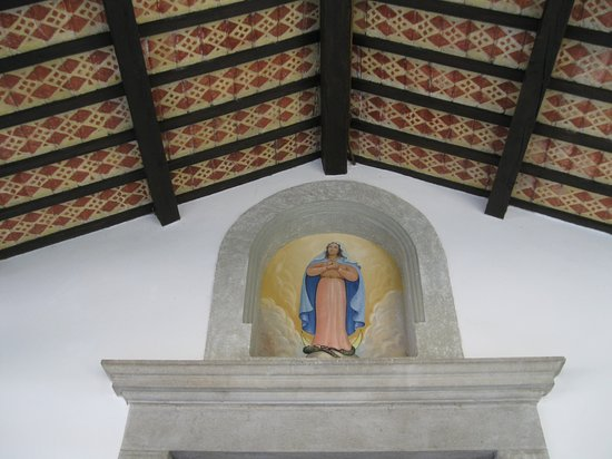 Santuario della Madonna delle Taviele: le tavele