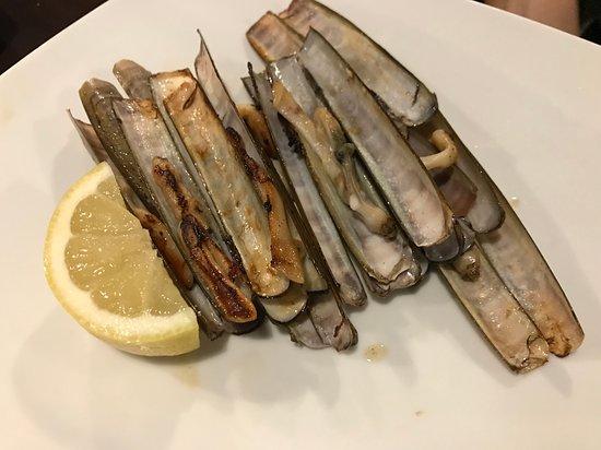 La Parada Del Mar:  Y más menú