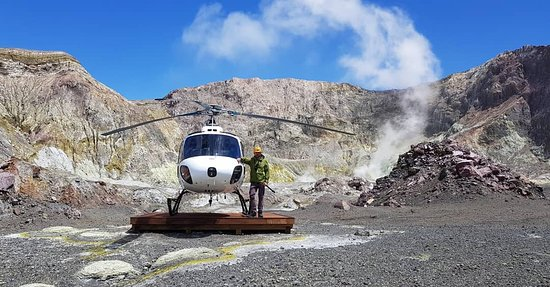White Island Volcano Adventure - Kahu NZ