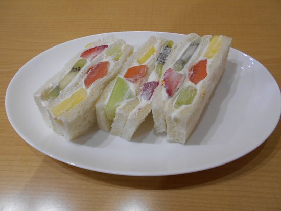 Yaoiso Shijo Oomiya: サンドイッチです