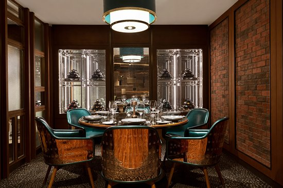 FLINT - Semi-Private Dining Room