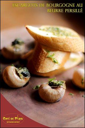 Demi-Douzaines ou Douzaine d'escargot de bourgogne.