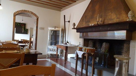 Borgo Santa Giulia: Colazione