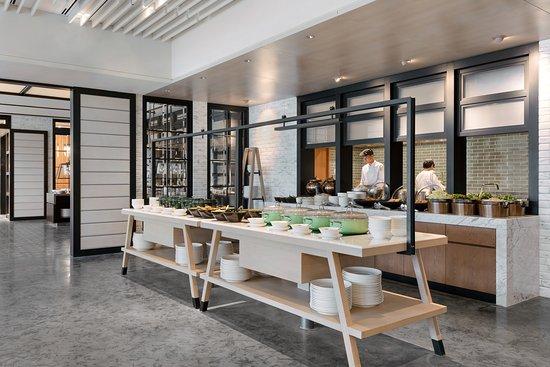 Merchant Kitchen (JW Marriott Marquis Hotel Shanghai Pudong)