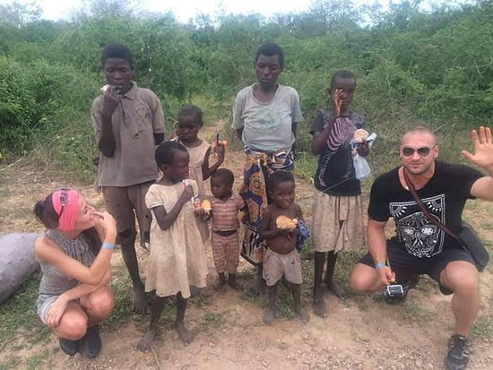 Tsavo National Park East, Kenya: Tourists