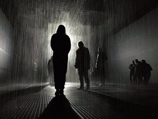 Rain Room, Jackalope Pavilion