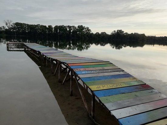 Lusowo, Poland: Jezioro Lusowskie
