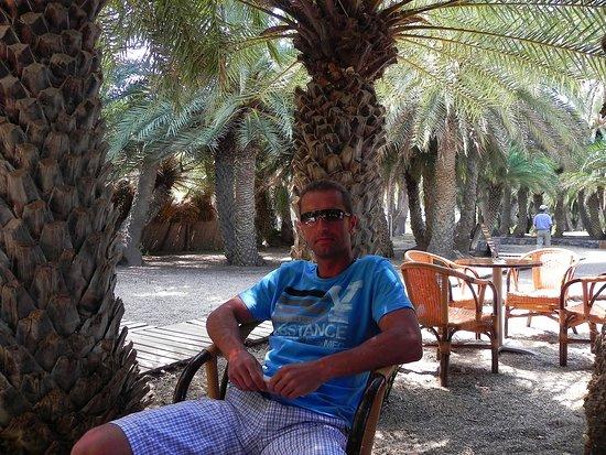 Relax - Vai Beach cafe restaurant - Crete