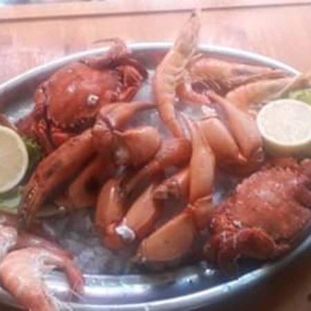 Delicias de marisco
