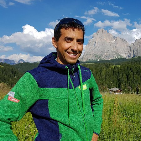 Patrick Stuflesser: Wanderführer - Guida di media montagna - Hiking guide - Dolomites Val Gardena / Gröden