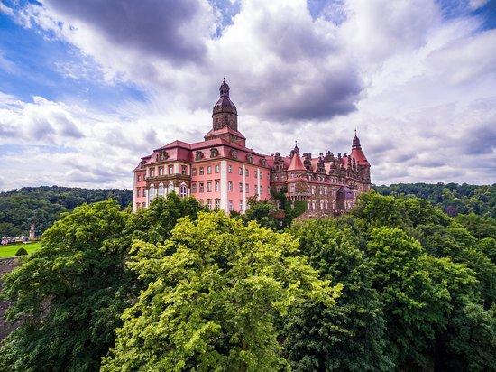 Zamek Ksiaz w Walbrzychu