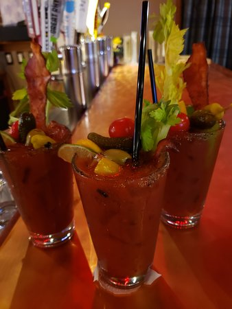 The Pour House: Good drinks